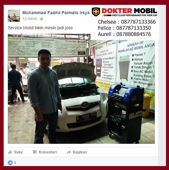 Contoh Nota Service Ac Mobil Di Cilincing Tempat Service